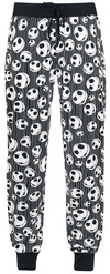 The Nightmare Before Christmas Jack Skellington - Skulls powered by EMP (Pyjama-Hose)