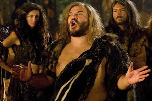 Jack Black in 'Year One' © Sony Pictures 2009