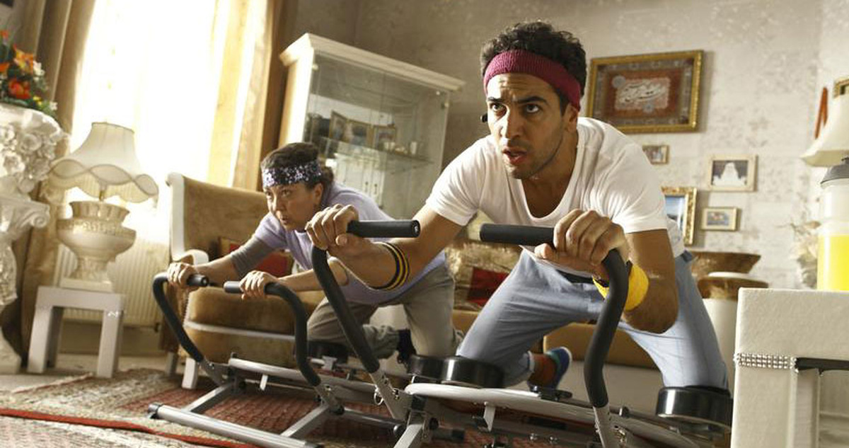 Elyas M'Barek in 'What A Man' 2011 © 20th Century Fox
