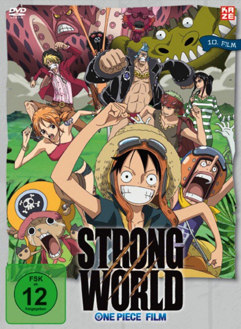 one piece strong world deutsch stream