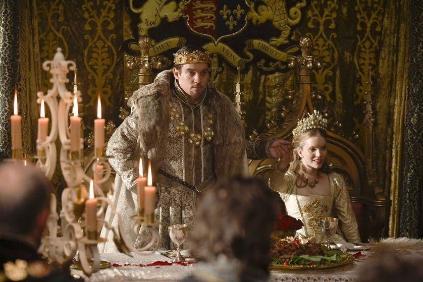 Die Tudors Staffel 4