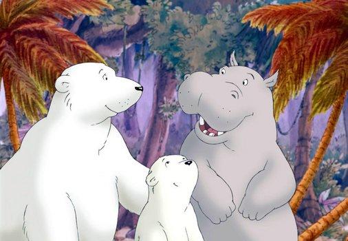 Der kleine Eisbär - Neue Abenteuer, neue Freunde 1 - Lars und der kleine Tiger