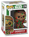Star Wars Holiday Chewbacca Vinyl Figure 278 powered by EMP (Funko Pop!)