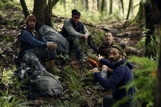 Wo die wilden Menschen jagen
