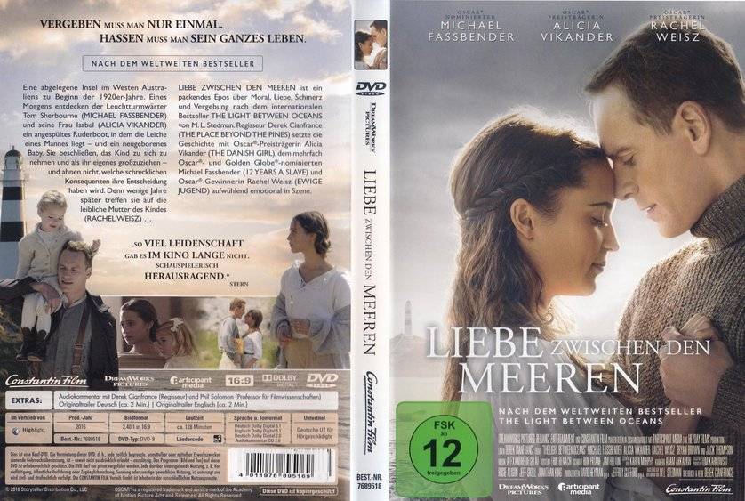 The Light Between Oceans Stream Deutsch