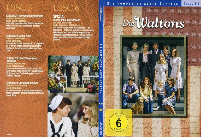 Die Waltons Staffel 8 Dvd Oder Blu Ray Leihen