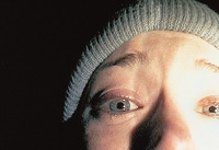 Heather Donahue 1999 in 'The Blair Witch Project' © Kinowelt