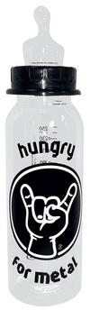 Metal-Kids Hungry For Metal powered by EMP (Trinkfläschchen)