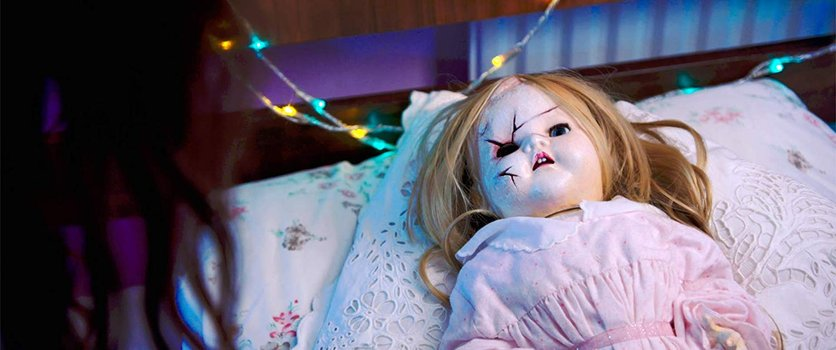 Mandy - The Haunted Doll