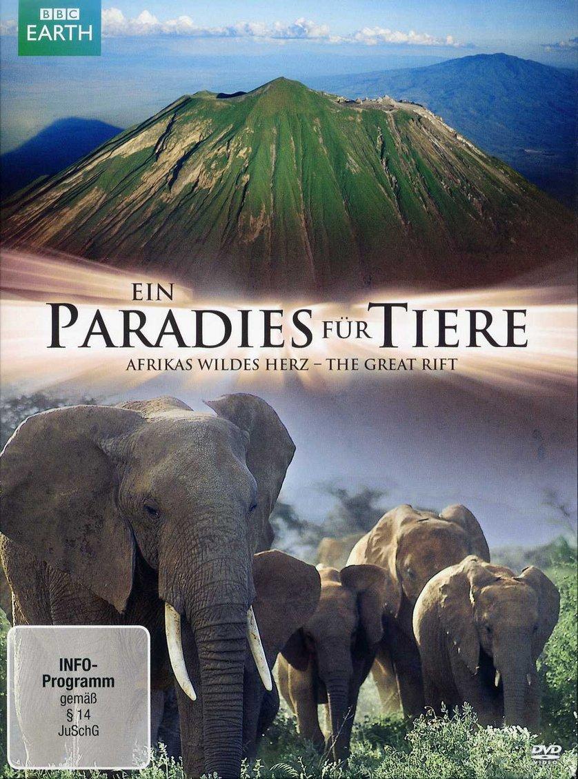 ein paradies f r tiere afrikas wildes herz dvd oder blu ray leihen. Black Bedroom Furniture Sets. Home Design Ideas