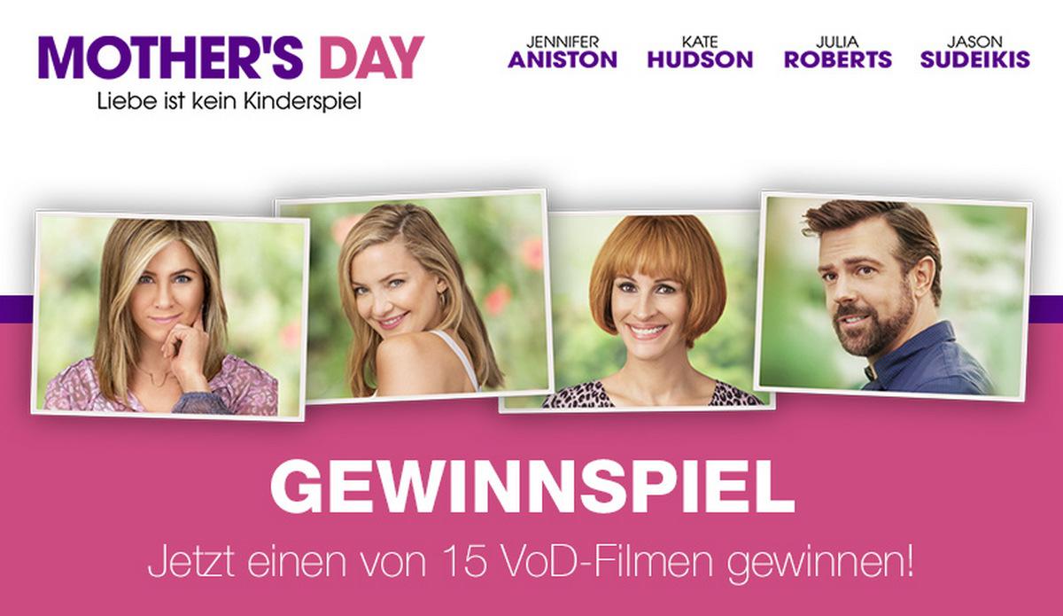Gewinnspiel Mother's Day: Gewinnen Sie Heimkinospaß auf Knopfdruck