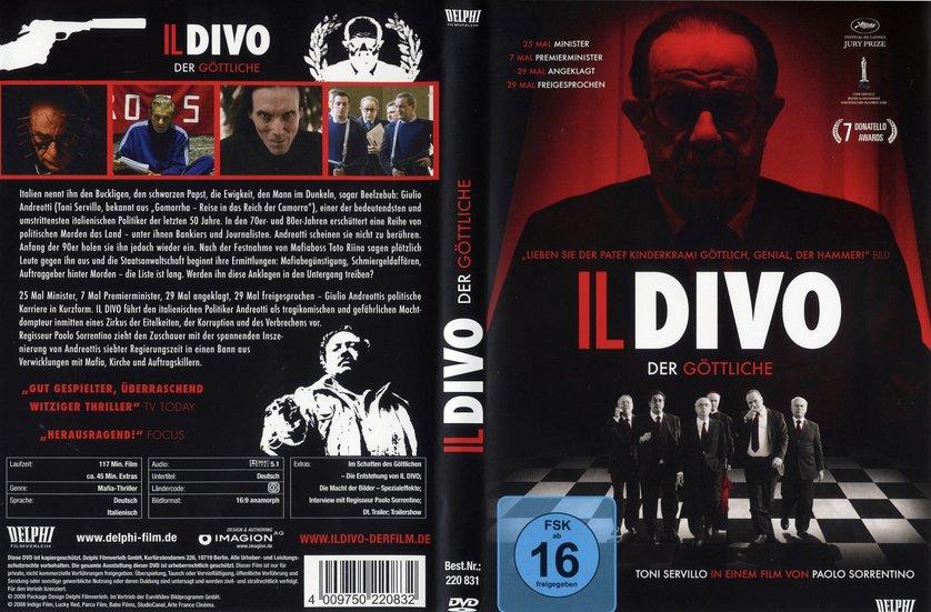 Il divo dvd blu ray oder vod leihen - Il divo movie ...