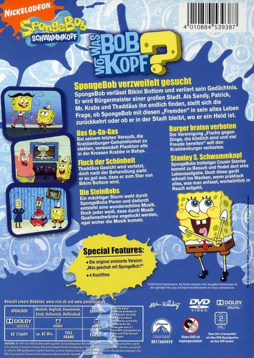 Spongebob Schwammkopf Der Film Im Kopf Stream Golden Apricot 11th