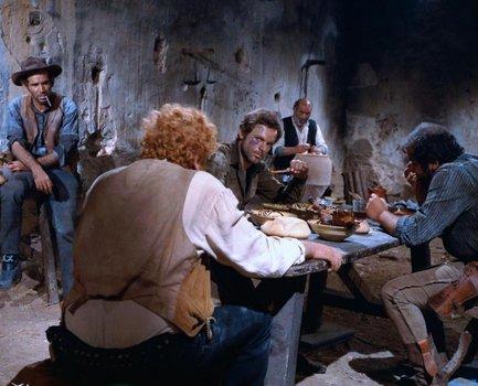 Zwei vom Affen gebissen - Gott vergibt, Django nie! - Gott vergibt, wir beide nie!