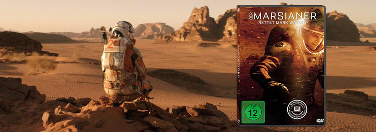 Der Marsianer: Einsam und verlassen - Matt auf dem Mars