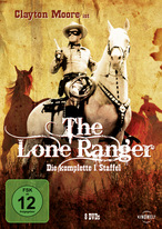 The Lone Ranger - Staffel 1