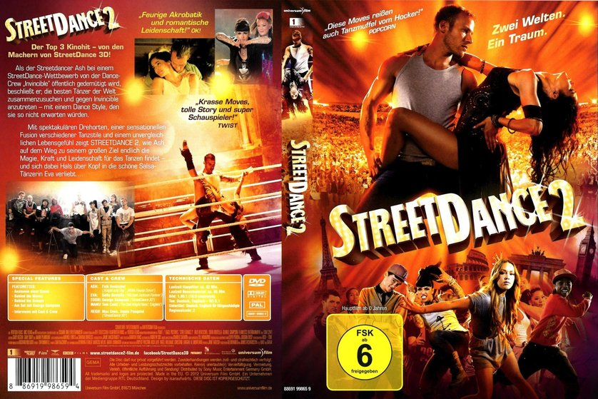 Streetdance 2 Stream German