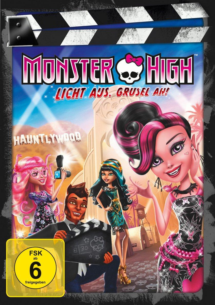Monster High - Licht aus, Grusel an!: DVD oder Blu-ray leihen ...