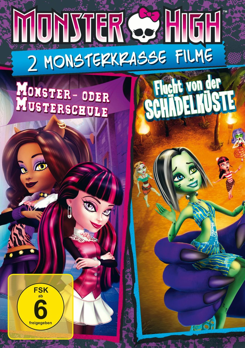 monster high der film