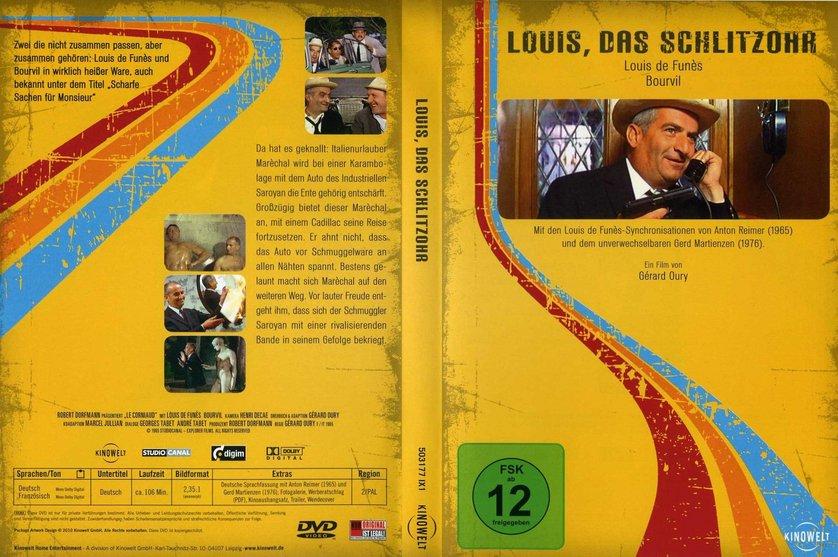 Louis Das Schlitzohr Stream