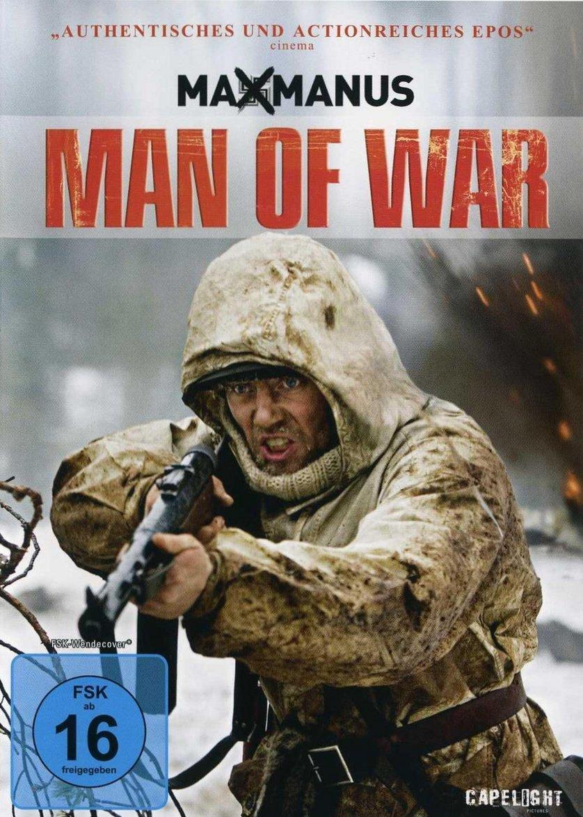 Bildergebnis für maxmanus man of war dvd