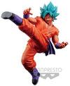 Dragon Ball Super - Son Goku Fes Statue Super Saiyan God powered by EMP (Statue)