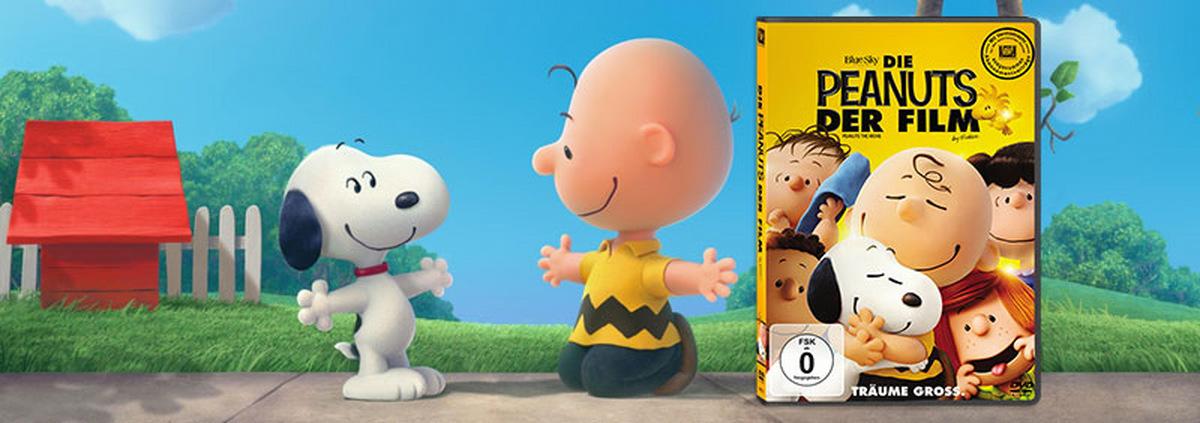 Die Peanuts - Der Film: Vorhang auf für Charlie Brown & Freunde!