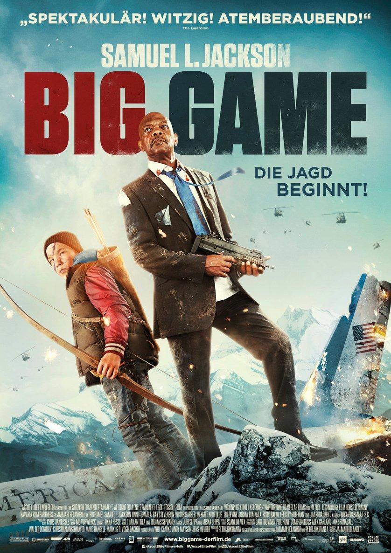 Big Game – Die Jagd Beginnt