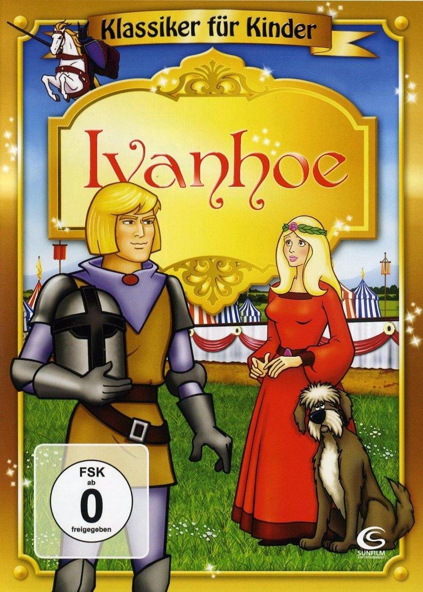 ivanhoe serie deutsch