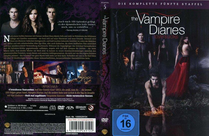 vampire diaries staffel 4 online