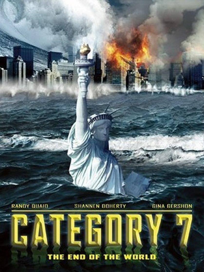 category 7 das ende der welt: