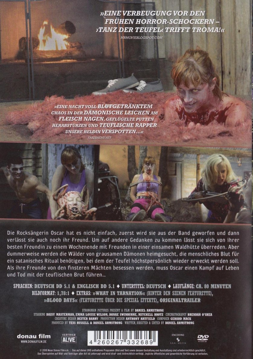 Cabin Of The Damned Dvd Blu Ray Oder Vod Leihen