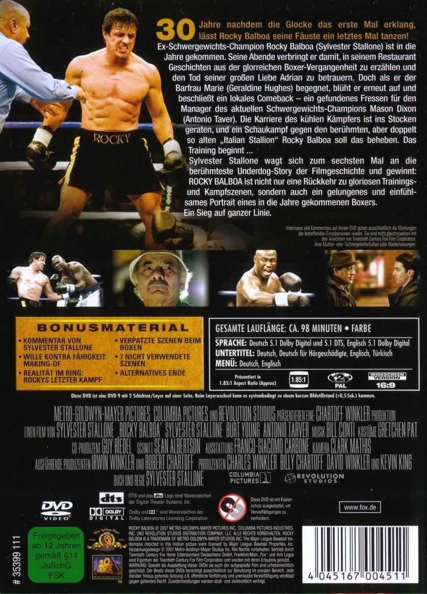 Rocky 2 Deutsch