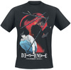 Death Note Chained Notes powered by EMP (T-Shirt)