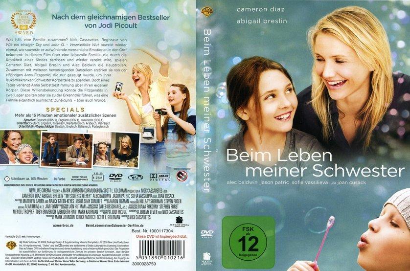 Beim Leben Meiner Schwester Dvd Blu Ray Oder Vod Leihen