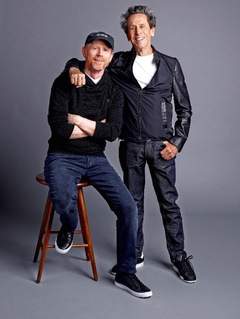Ron Howard & Brian Grazer © Sony Pictures