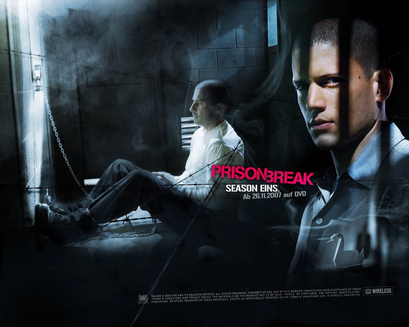 Prison Break Staffel 1 Folge 3
