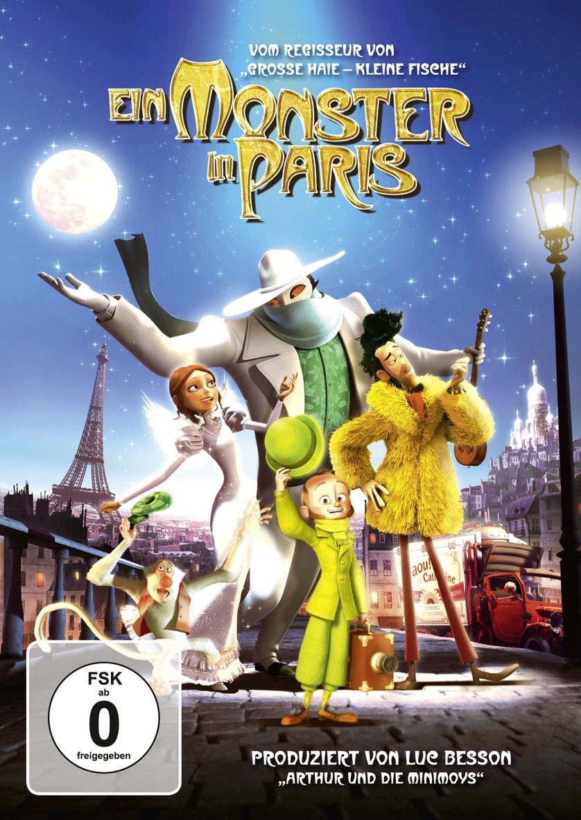 ein monster in paris ganzer film deutsch