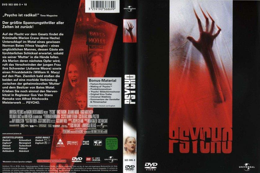 Psycho 1998 Stream Deutsch
