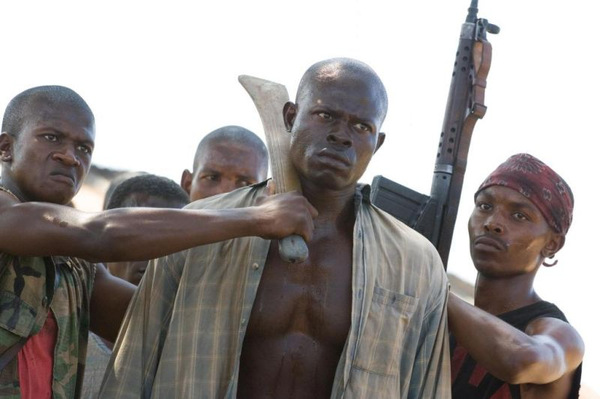 Djimon Hounsou © Warner Home Video 2006