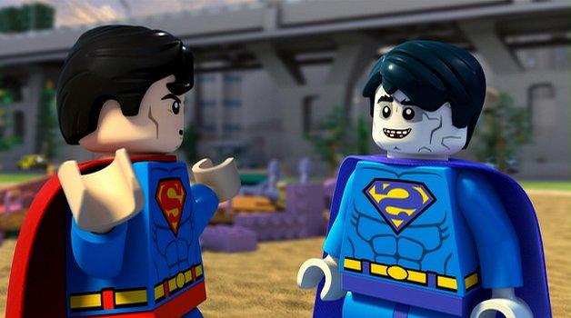 LEGO DC Comics Super Heroes: Gerechtigkeitsliga vs. Bizarro Liga