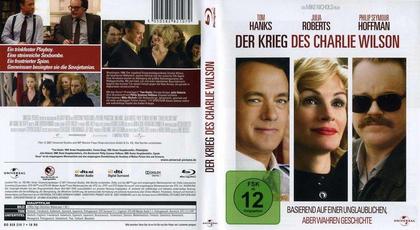 Der Krieg Des Charlie Wilson Dvd Oder Blu Ray Leihen