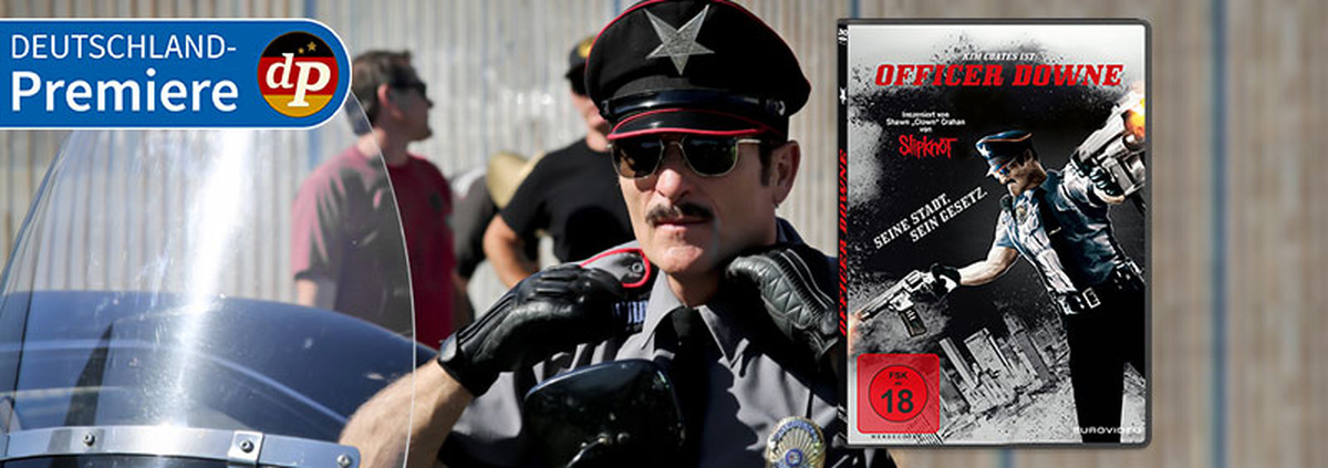 Officer Downe: Cop Officer Downe meldet sich zum Dienst!