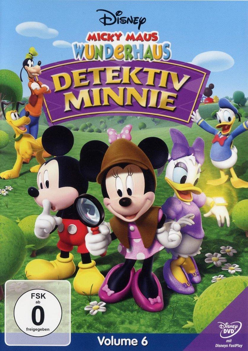 Micky Maus Wunderhaus 06 - Detektiv Minnie: DVD oder Blu-ray leihen