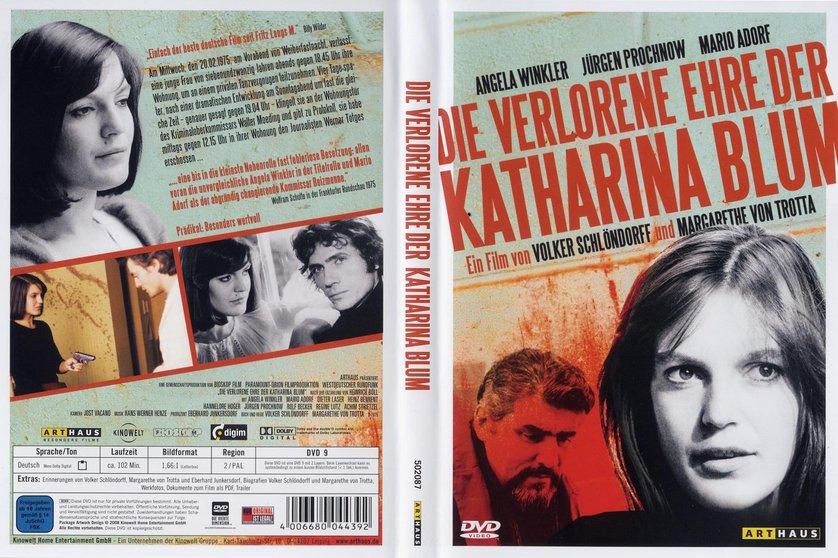 Die Verlorene Ehre Der Katharina Blum Film