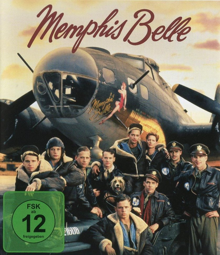 memphis belle deutsch