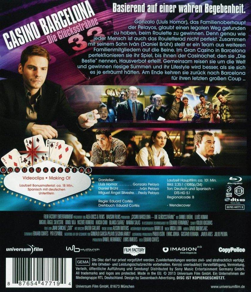 casino barcelona trailer