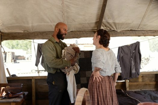 Hell on Wheels - Staffel 3