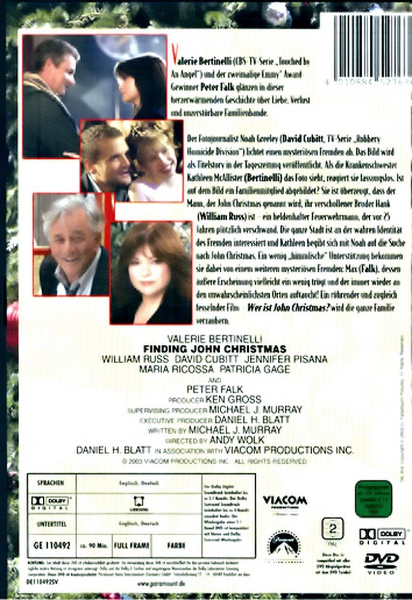 Finding John Christmas.Wer Ist John Christmas Dvd Oder Blu Ray Leihen