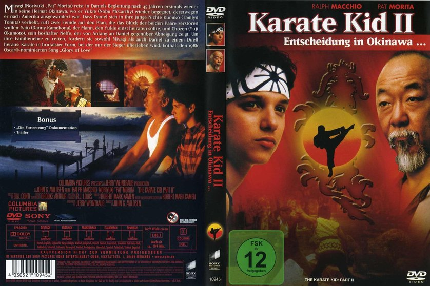 Karate Kid Okinawa Stream